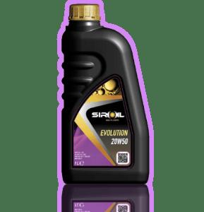 Evolution 20W50 | Siroil.info
